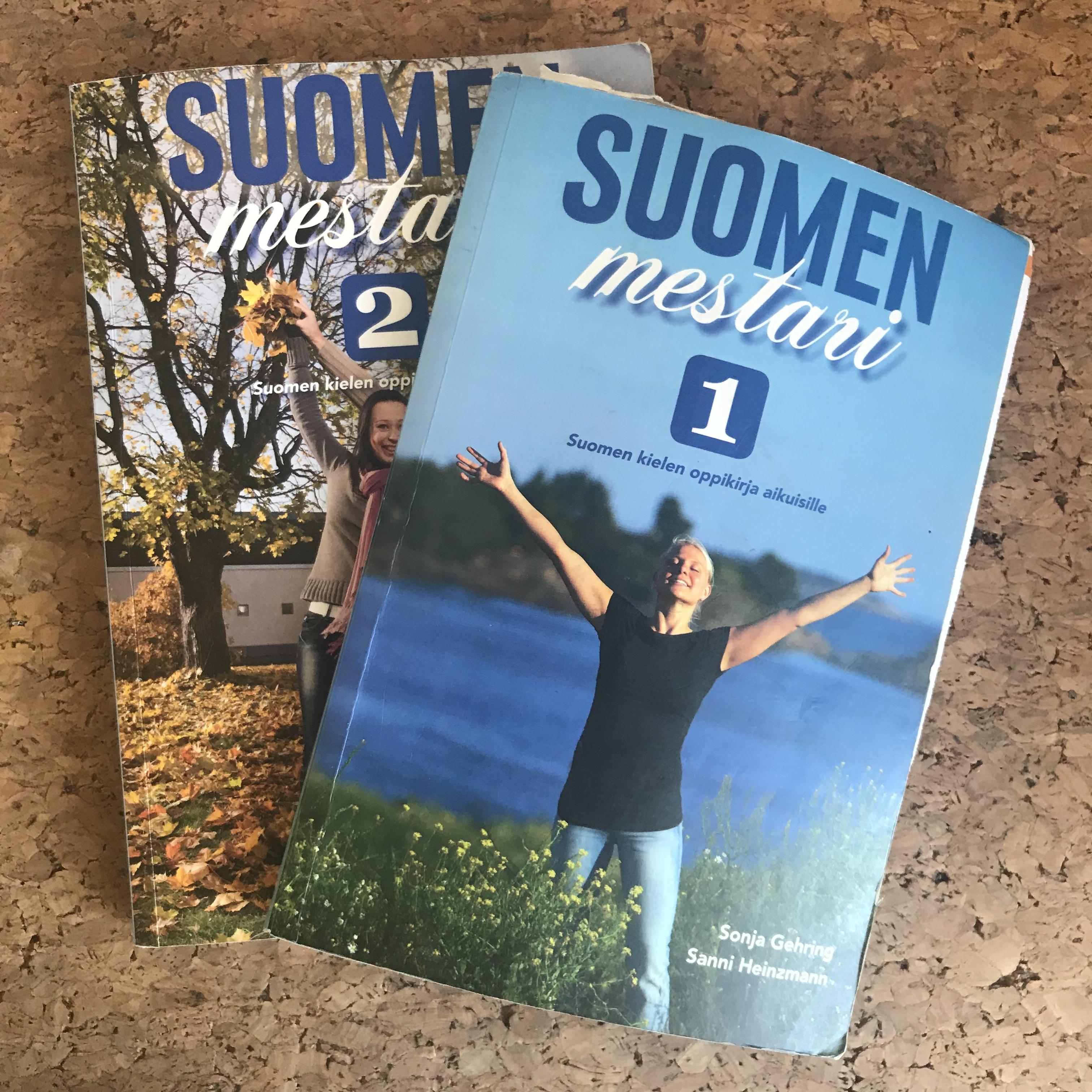 教科書 フィンランド語