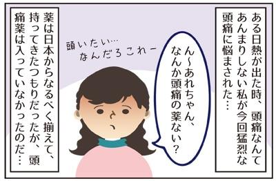 【海外の薬】日本人にはキツイのか?