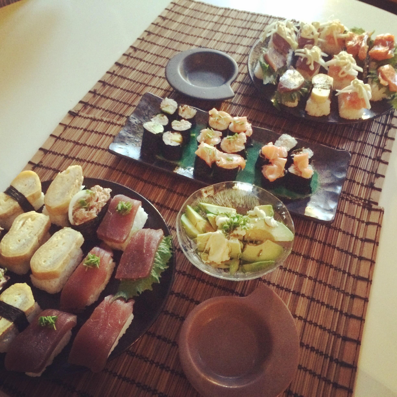 フィンランド寿司
