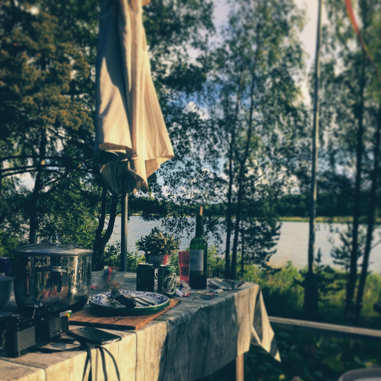 フィンランド夏至祭