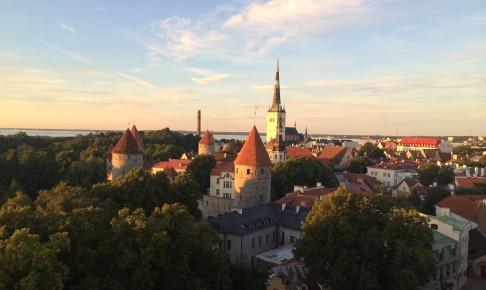 バルト三国エストニア