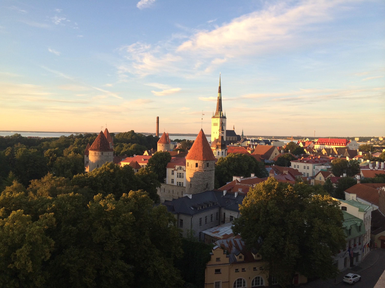 バルト三国のエストニアへ行ってきた!タリン旅行で夏のミニバカンス