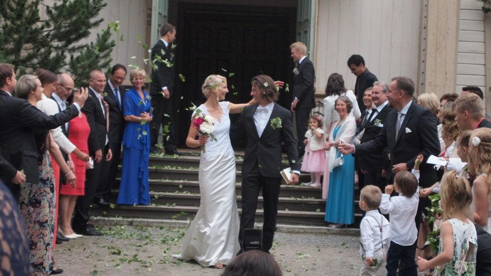 北欧ウエディングレポート!フィンランド人はどんな結婚式をするの?!