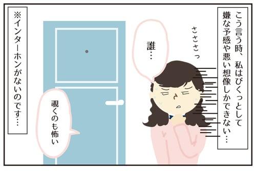 ドアを開けたら