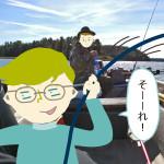 フィンランド釣り