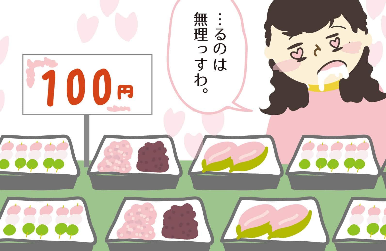 めっちゃ太るよ日本旅行。