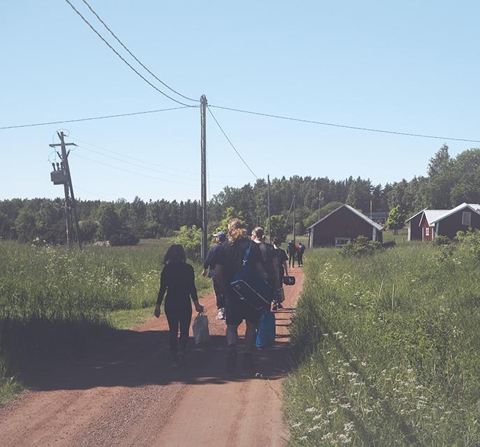 フィンランド 夏至祭