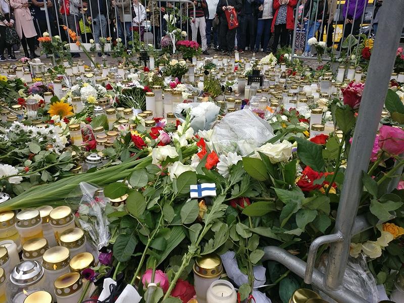※追記あり【テロとして調査中】フィンランド・トゥルク無差別殺傷事件の現場情報