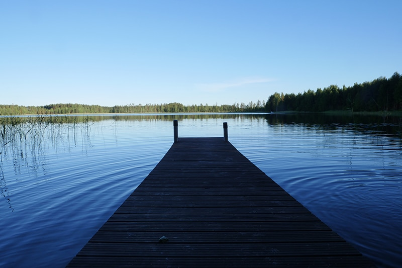 saimaa サイマー湖