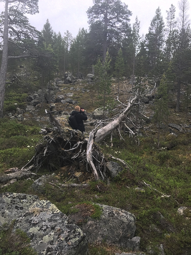 Sevettijärvi キャンプ