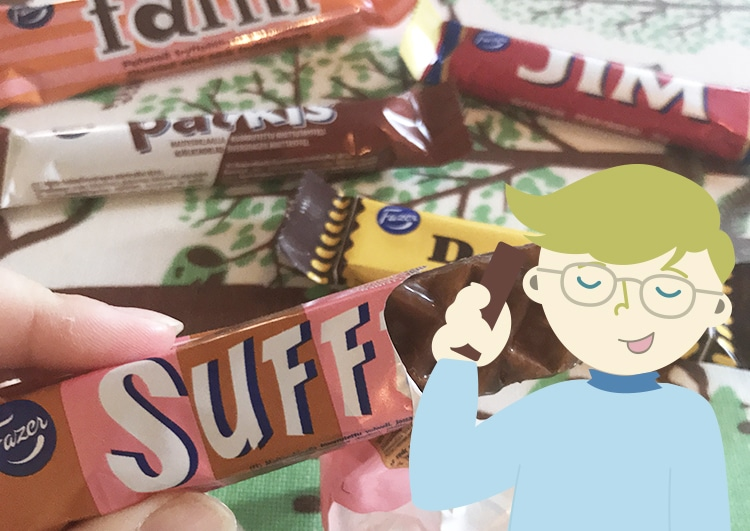 1ユーロ以下のFazerのお菓子だって十分お土産候補になるぞ!【これってどんな味?】