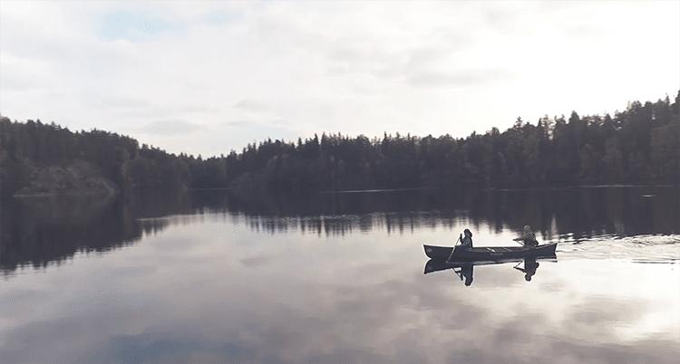 ヘルシンキ カヌー体験
