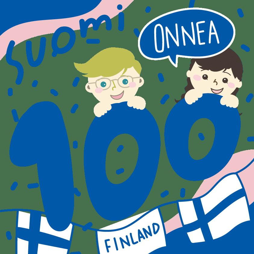 12月6日はフィンランド独立100年記念日です!