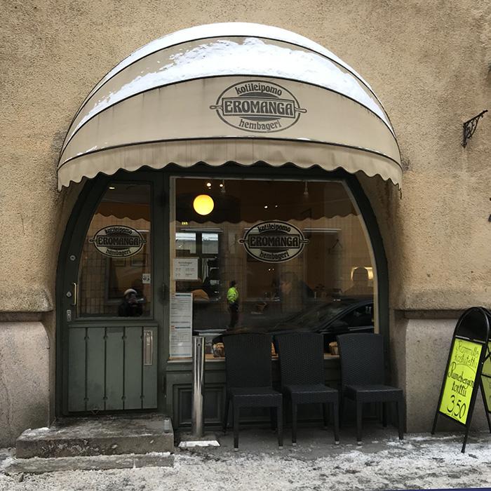 エロマンガ カフェ フィンランド