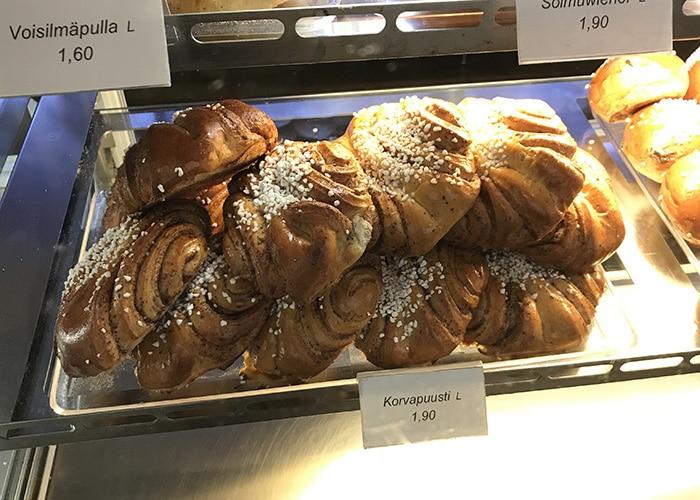 フィンランド パン
