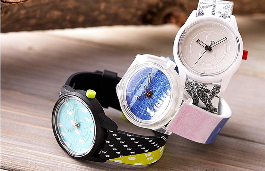 ムーミン 腕時計