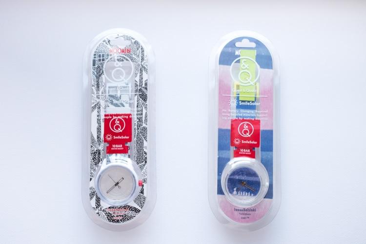 ムーミン ギフト 腕時計