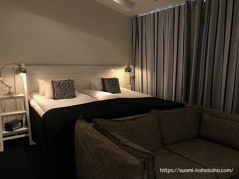 hotel fabian room