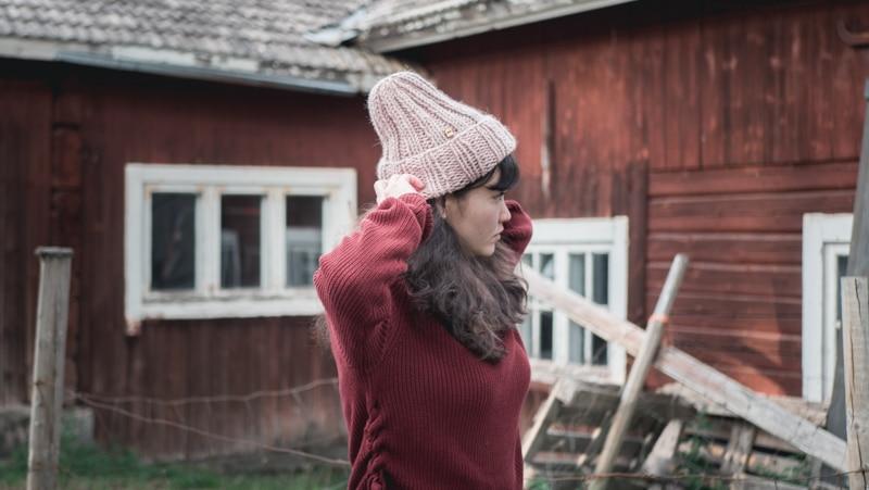 ミッシーファルミ ニット帽