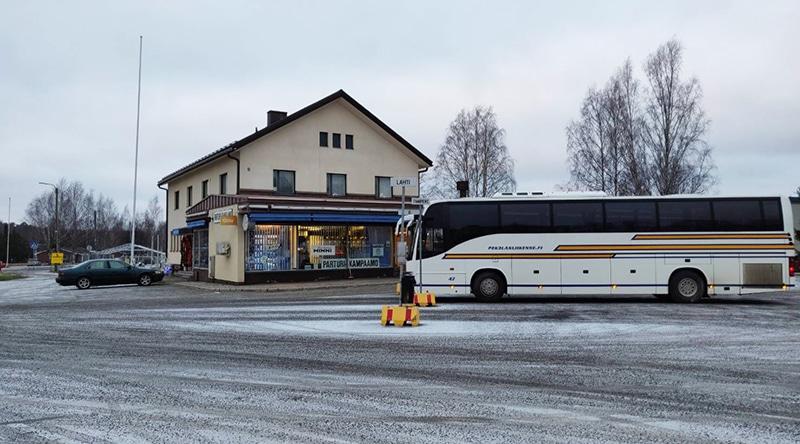 hauho駅