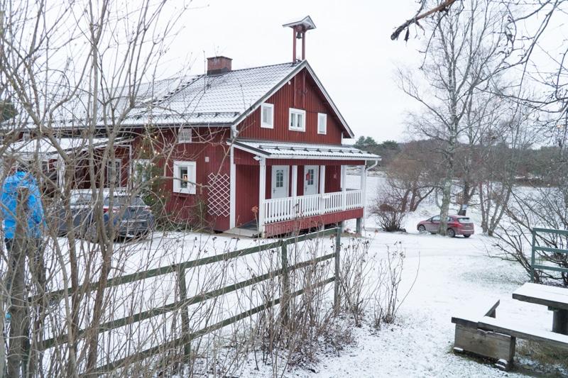 自然 フィンランド ペンション