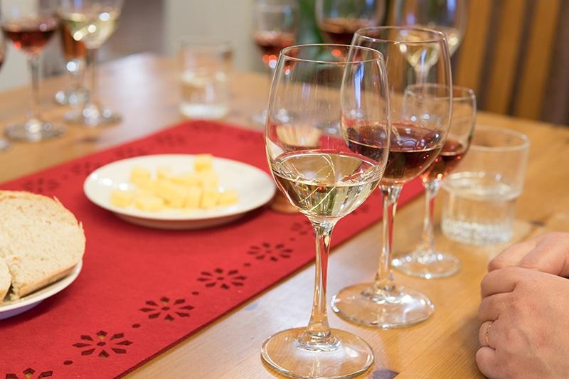 ワイン テイスティング