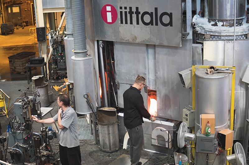 イイッタラ ガラス工場