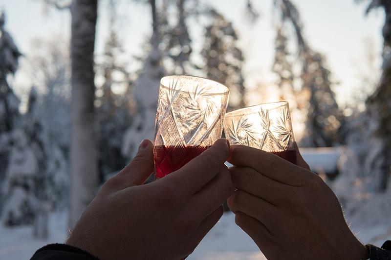 冬 フィンランド