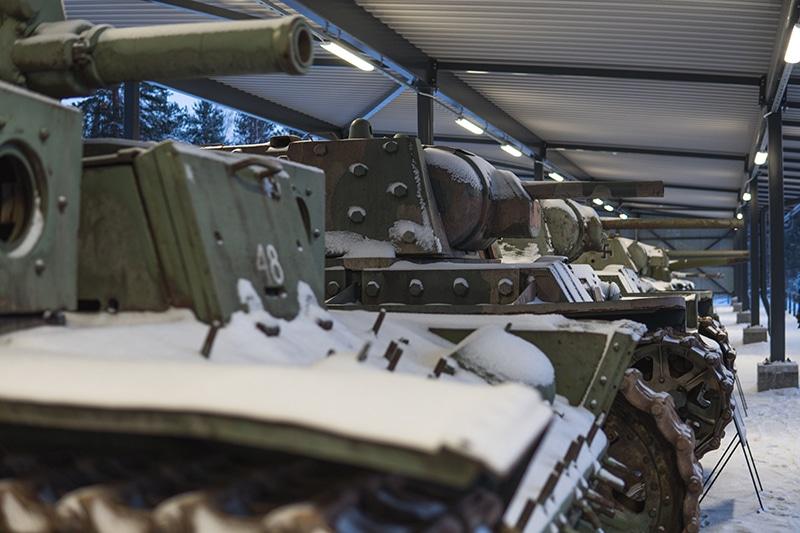 戦車 フィンランド