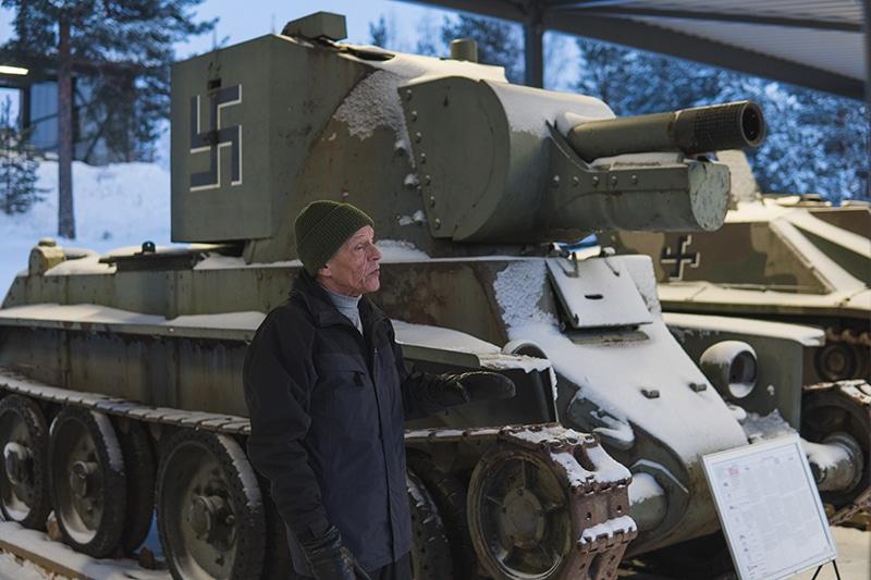 パロラ博物館 戦車