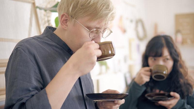 スラープ コーヒーの淹れ方