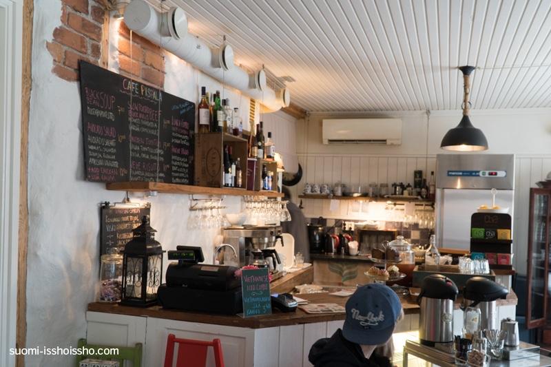 ピスパラ カフェ
