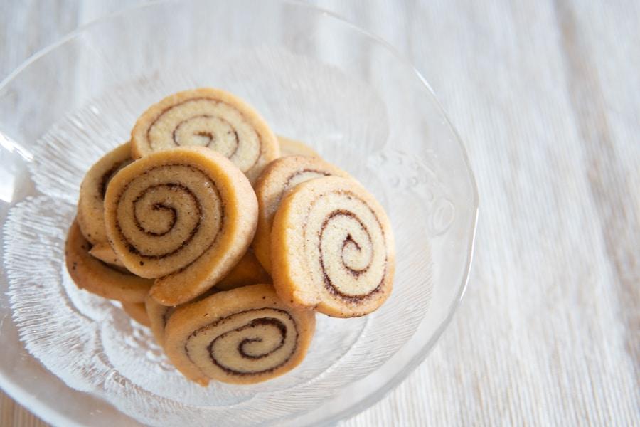 シナモンロールクッキー