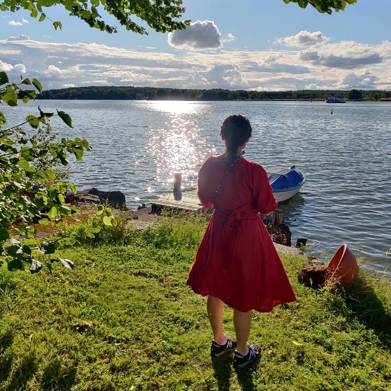 フィンランドの夏
