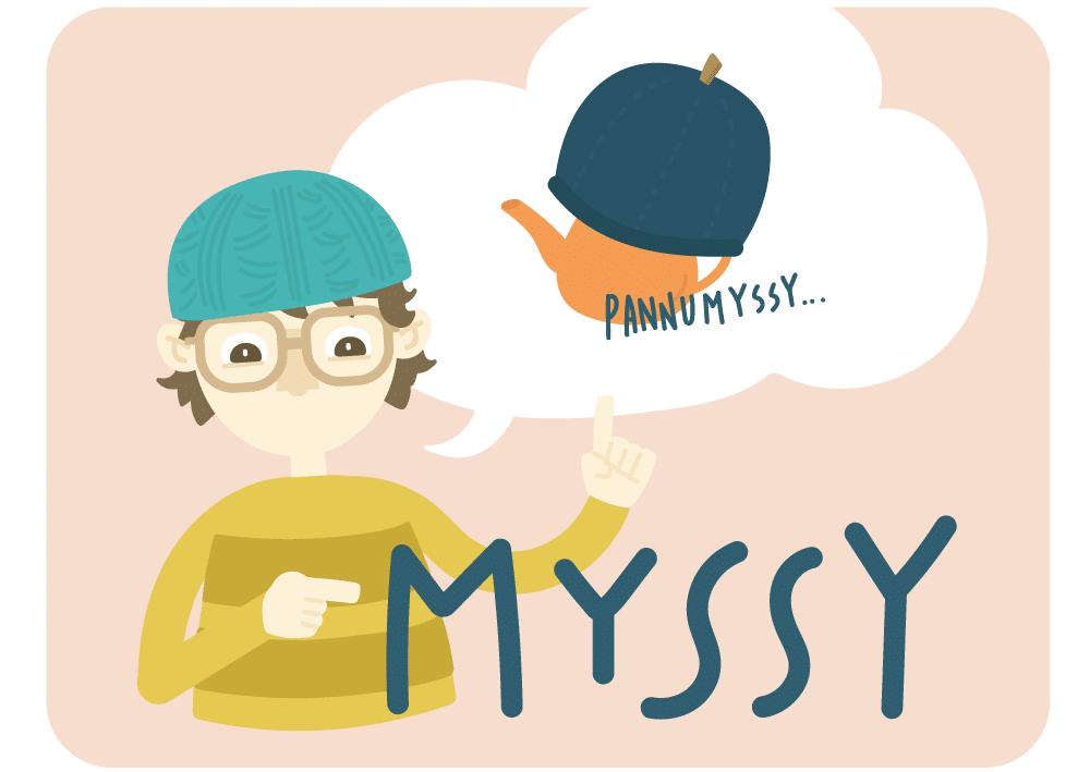 myssyfarmi 始まり